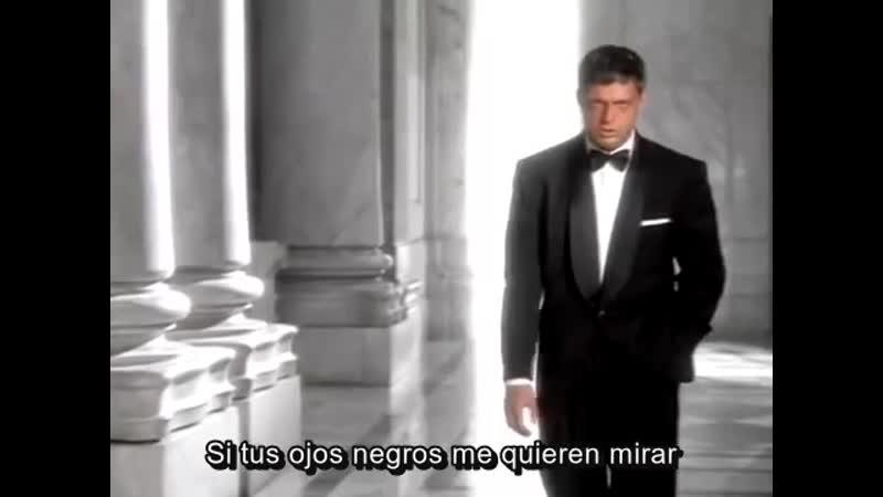 Luis Miguel - El Dia Que Me Quieras (Subtitulado en Español)