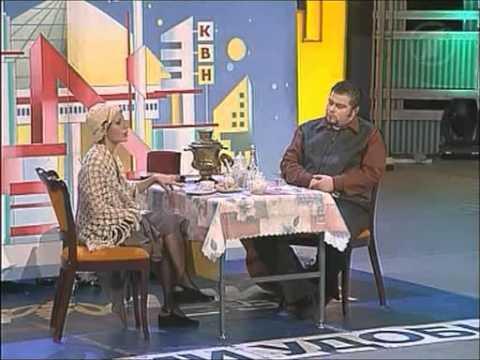 КВН - Мегаполис (2004) СТЭМ