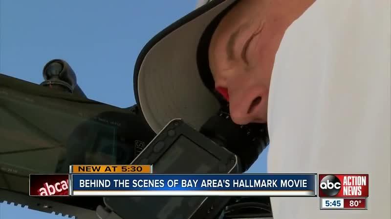 Camera crews making their way to Pinellas County on Hallmarks new movie, Love