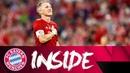 Basti is back 3 Tage in München mit Bastian Schweinsteiger Inside FC Bayern