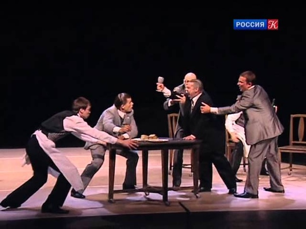 Доходное место . Театр Сатирикон. 2010.