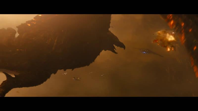 Ролик IMAX к фантастическому фильму «Годзилла 2 Король монстров Godzilla King of the Monsters, 2019»