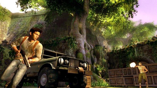 Судьба АнДрейка серия 2 1 по игре Uncharted