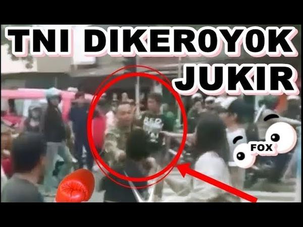 Viral, Video Anggota TNI AL dikeroyok tukang parkir di Ciracas Jaktim - TNI tangkap Preman Parkiran