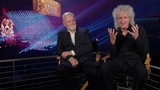 Interview. Brian May &amp Roger Taylor Behind The Scenes Interview (Intermediate &amp Upper-)