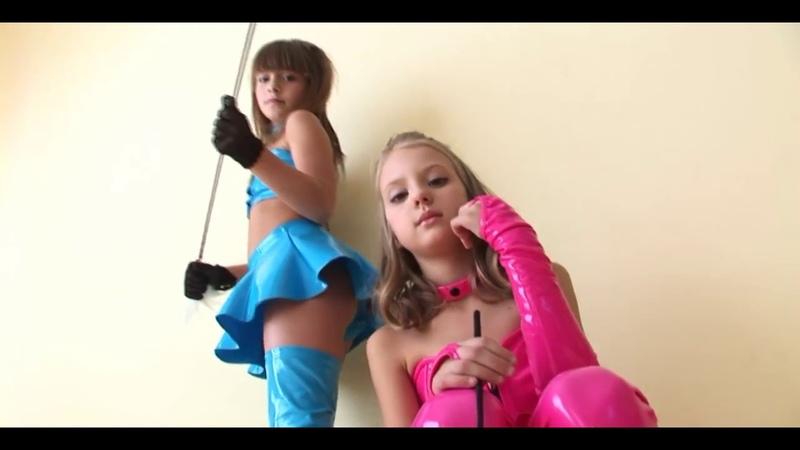 Laura B and Valensiya _ Candydoll part 2