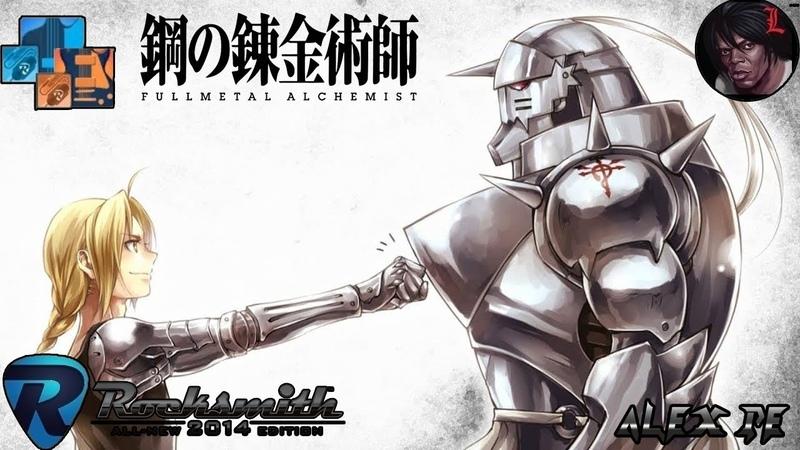 Fullmetal Alchemist - Again (Cover Alex Pe rocksmith)