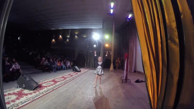 III открытый городской конкурс хореографического искусства «На крыльях таланта»