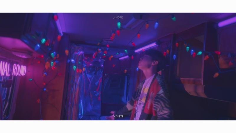 브이티코스메틱x방탄소년단 향수런칭 향수 광고 촬영 현장의 비하인드 49828