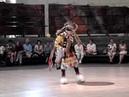 Indian dance Apache