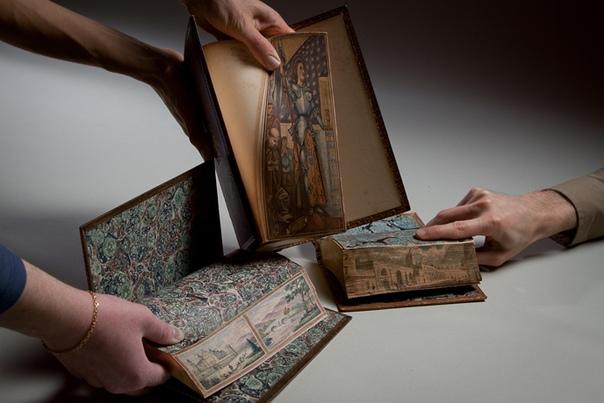 Волшебные книги-картины Мартина Фроста Магия книг невидима, она заключена среди букв, слов, образов. Есть и другая, осязаемая магия, живущая в красивых иллюстрациях, роскошных обложках и, что