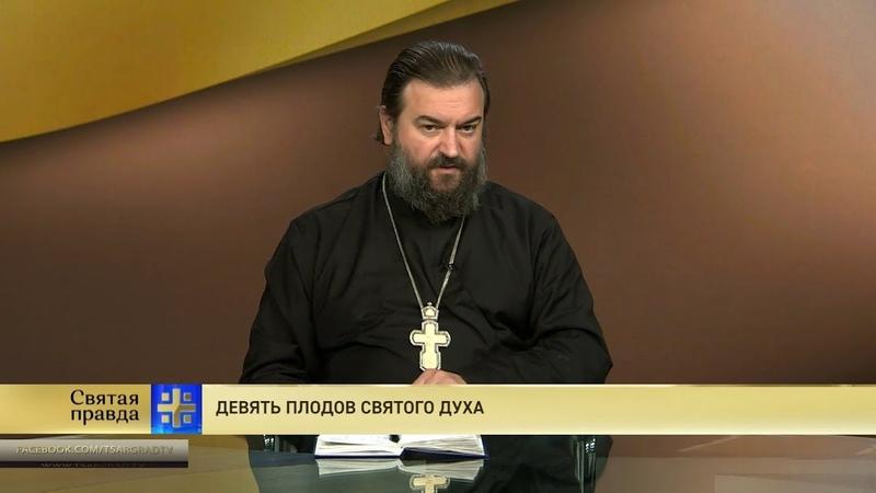 Протоиерей Андрей Ткачев. Девять плодов Святого Духа