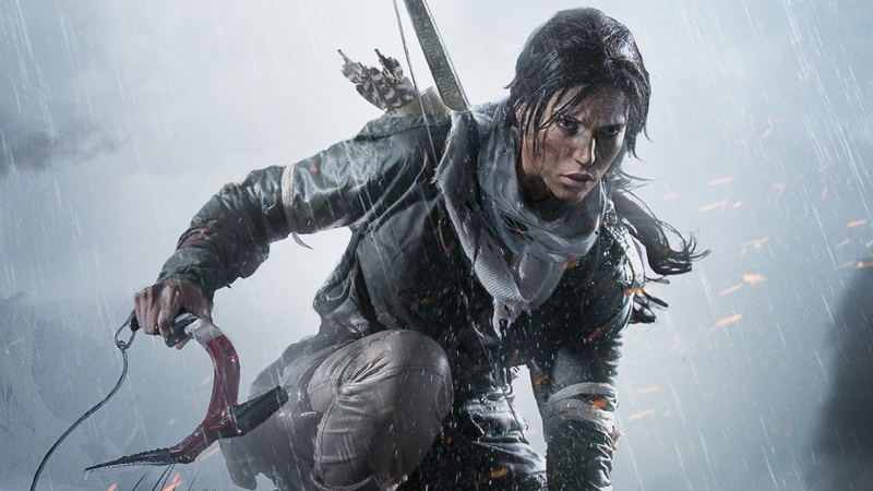 Rise of The Tomb Raider ➤ Прохождение ➤ Часть 16 ➤ Властелин требушетов