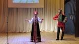 Канарейка(частушки),исполняет Ольга Салеева.Russian folk song