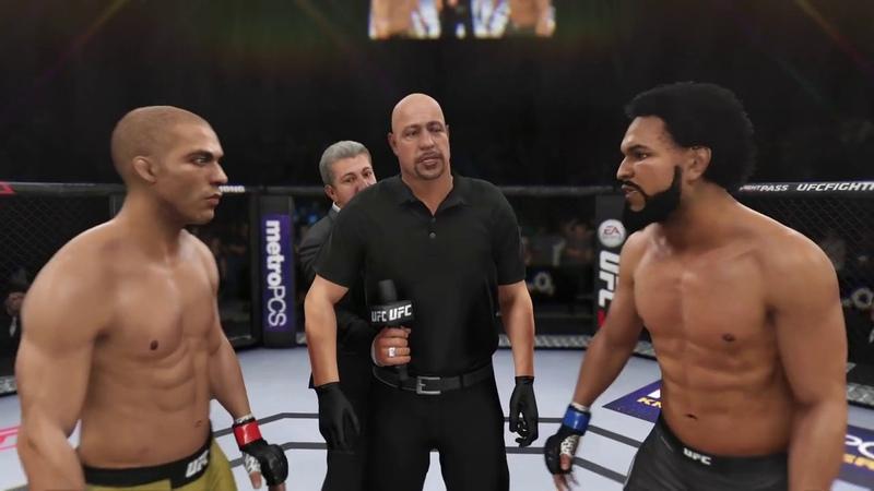 Карьера на уровне Профи - бой против Edson Barboza / кубок в легком весе