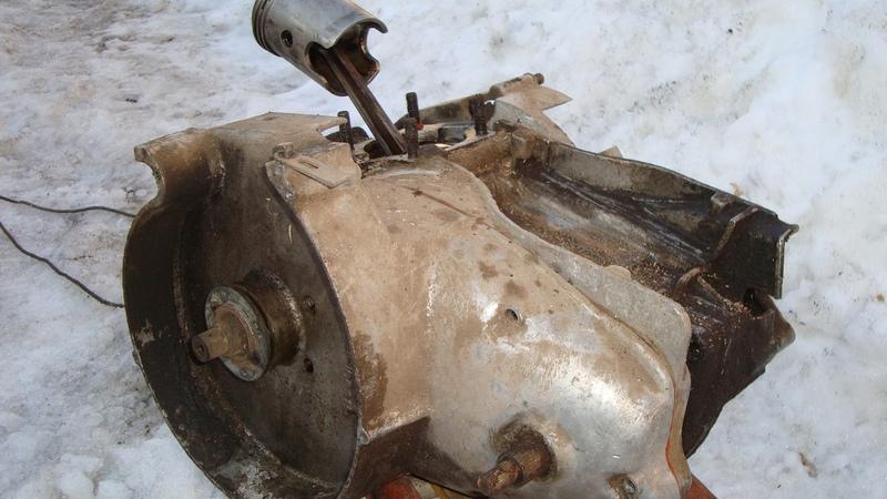 Двое из ларца - подробная разборка мотоколясочных моторов (Иж-Планета)
