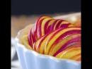 Яблочный пирог с секретом
