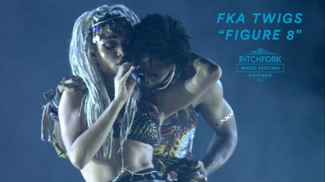 FKA twigs Performs Figure 8   Pitchfork Music Festival 2016