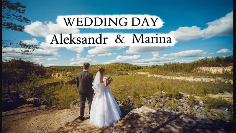 WEDDING IN CANYON 17.08.2018 (Aleksandr Burlev production)