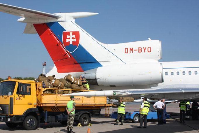 Словакия оказала гумпомощь больнице на Донбассе
