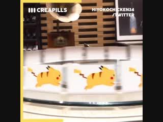 Cette illusion métamorphose Pikachu et c'est assez incroyable ! - - Plus dinfos
