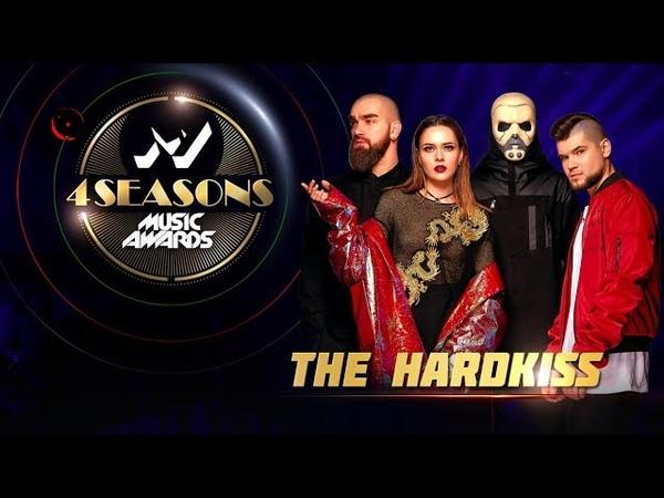 The Hardkiss - Коханці, M1 Music Awards 2018