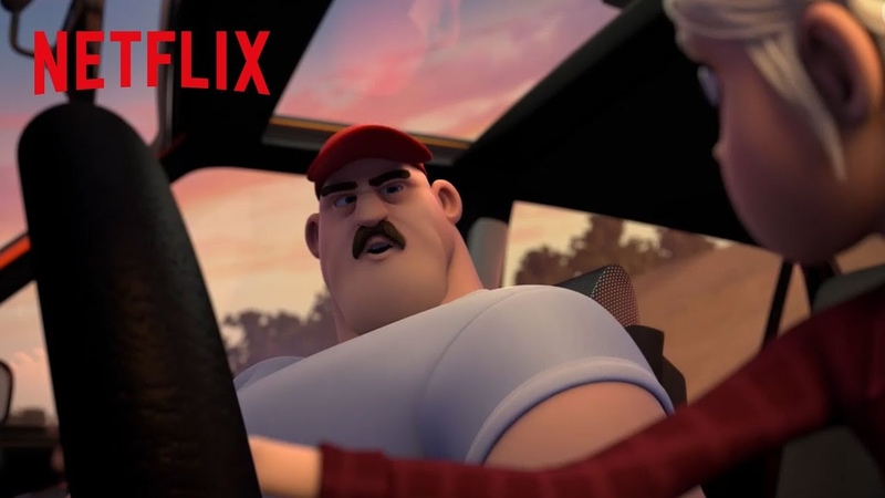 Driver's Ed | 3Below: DreamWorks Tales of Arcadia | Netflix