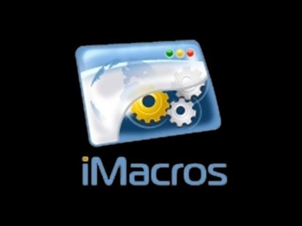 Рассылка объявлений Скрипт imacros Продвижение бизнеса 1