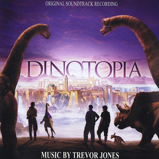 Trevor Jones альбом Dinotopia