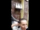 После Безаммиачный краситель Chic Therapy Shot процедура для увеличения объема Shot