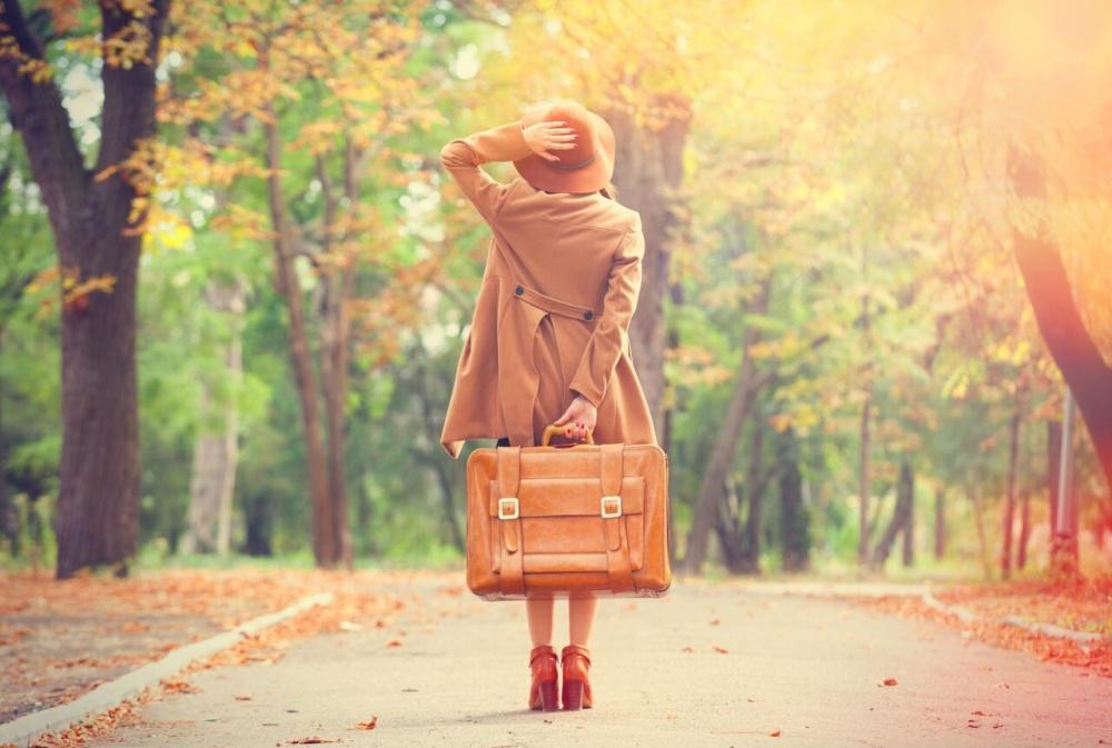 отдых осенью