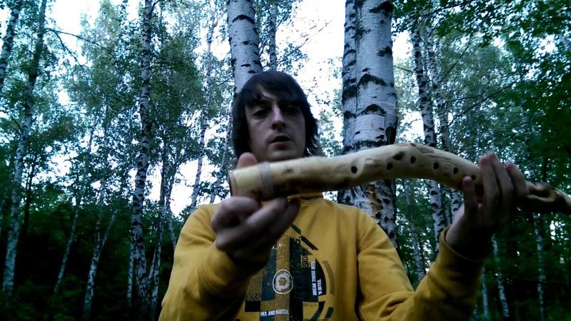 NAF D Native American Flute Пимак в Ре