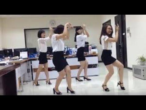 Những điệu nhảy bá đạo -chị em phụ nữ ngày 83