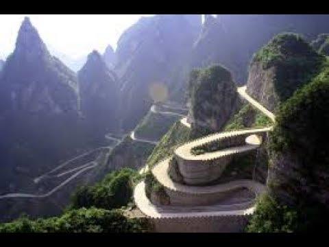 Oitava Maravilha do Mundo Estrada de Karakoram Ligando China ao Paquistão