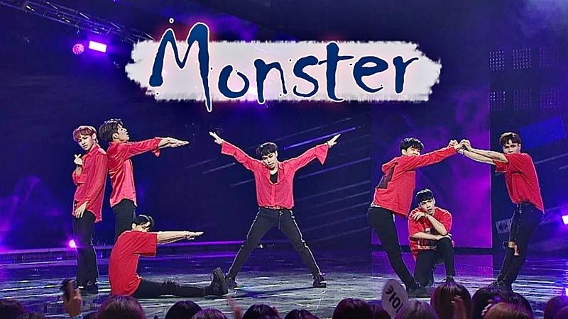 엑소(EXO)를 놀라게 한 태국 대표팀의 필살기는 ′Monster′♬ 스테이지 K(STAGE K) 9회