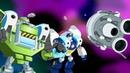 Мультики про роботов трансформеров Боты Спасатели. Незаконченная миссия