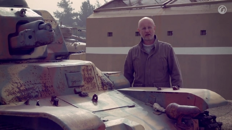 Эволюция танков с Дмитрием Пучковым. Экипаж