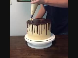 Декор торта