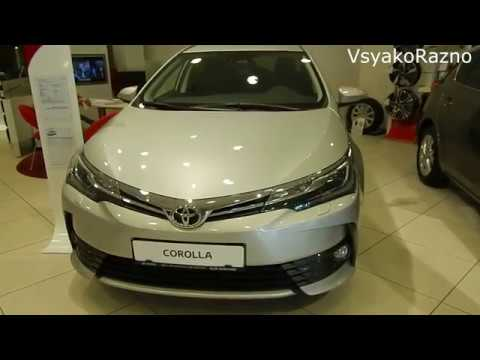 Toyota Corolla 1.6 132 л.с. CVT экстерьер интерьер японский C класс на западе за 22 740 €