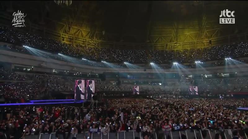 190106 The 33rd Golden Disc Awards Day 2 - - 음반 부문 대상 33 - - BTS 방탄소년단 @BTS_twt