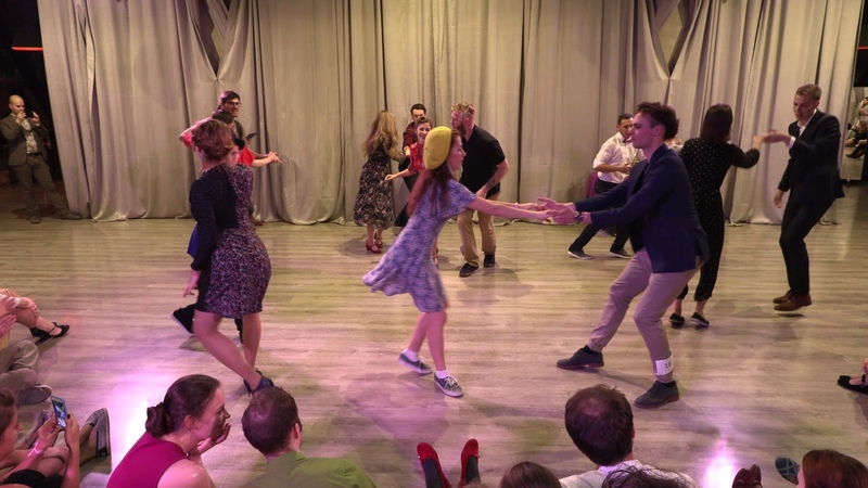 Lindy Hop Debut Finals — Sultans of Swing 2018