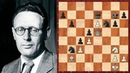 Шахматы ЛЕГЕНДАРНАЯ ПАРТИЯ Михаила Ботвинника и Хосе Рауля Капабланки