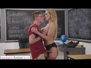 Ненасытная учительница трахнула непослушного ученика в классе, sex teacher porn milf boy pussy (инцест со зрелыми мамочками 18+)