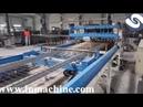 2m galvanized wire mesh panels machine