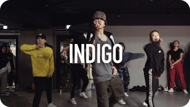 IndiGO - JUSTHIS, Kid Milli, NOEL, Young B Jinwoo Yoon Choreography