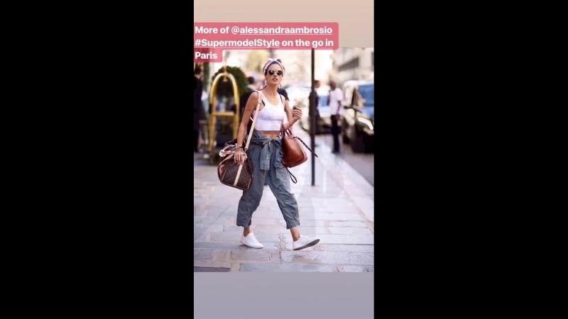 Instagram Ale Supermodel