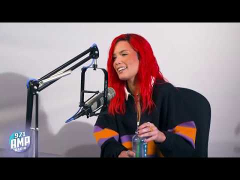Halsey Sits With Booker and Talks About Her Empowering Song Nightmare