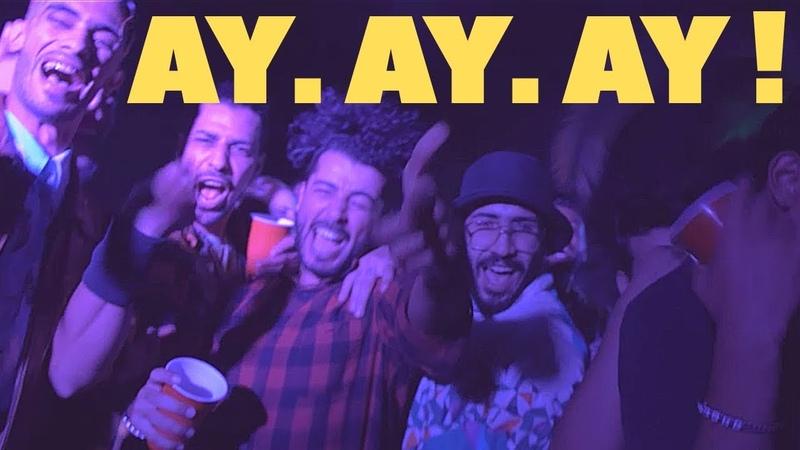 Si Lemhaf - AY AY AY (Official Music Video)