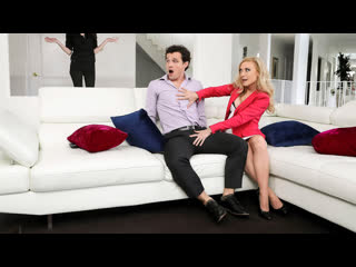 Nina hartley  - mom stole my boyfriend [brazzers. blowjob, granny, milf, mom, old and young]