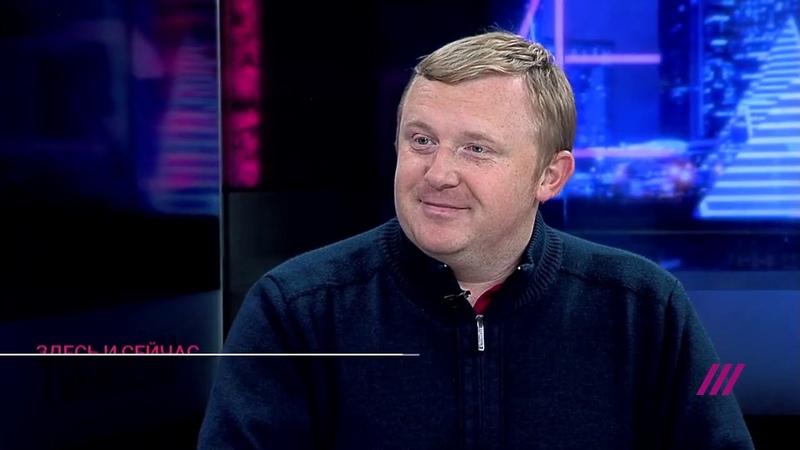 Андрей Ищенко об угрозах и о дружбе бандитов с ЕР в Приморье на Дожде